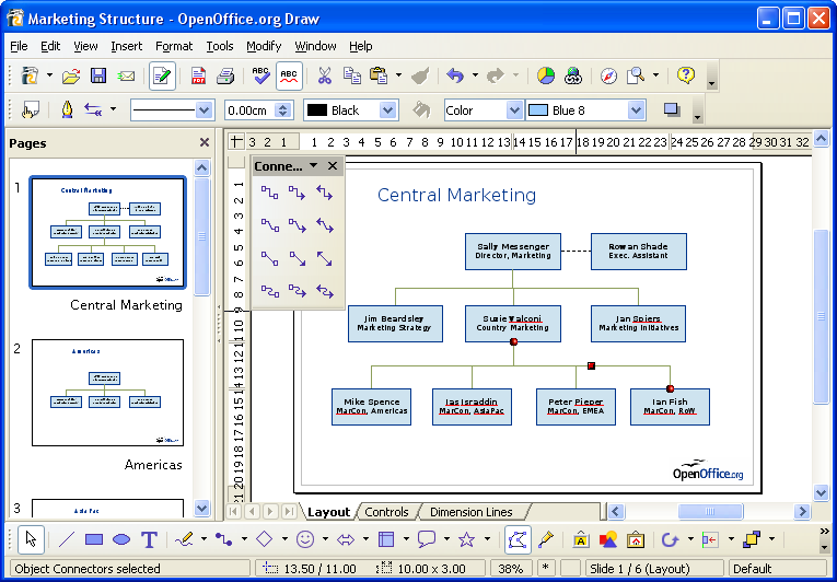 Openoffice 2 Freethinking